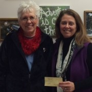 Fellowship donation to Adventure Works DeKalb County